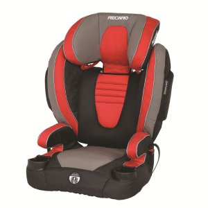 $29.99 RECARO Performance Sport Booster Seat - Redd