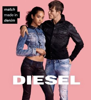 Up to 50% Off the Spring/Summer Collection @ Diesel