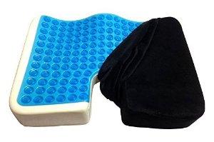 $23.99 Cool Gel Memory Foam Large Orthopedic Tailbone Pillow