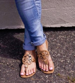30% Off Tory Burch Miller Sandal Sale @ Tory Burch