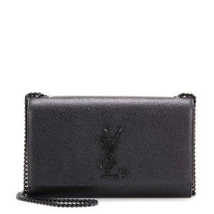 SAINT LAURENT Classic Medium Kate Monogram leather shoulder bag