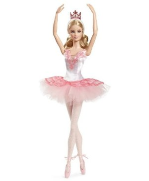 $12.5 Barbie Collector 2016 Ballet Wishes Doll