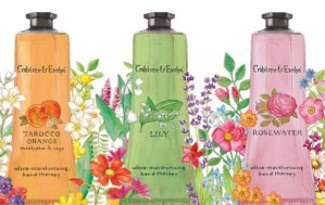 50% Off Select 100g Hand Creams @ Crabtree & Evelyn