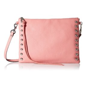From $49.41 Rebecca Minkoff Jon Cross-Body with Studs Cross-Body Bag