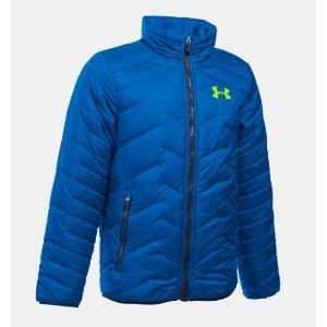 Boys' UA ColdGear® Reactor Jacket