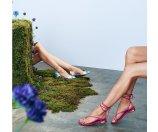 Nieta Flat Lace-Up Sandals - Shoes | Shop Stuart Weitzman