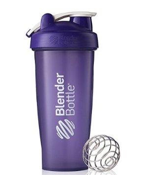 BlenderBottle Classic Loop Top Shaker Bottle, 28 Ounce