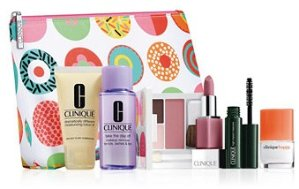 Free 7-pc Gift Set with any $27 Clinique Purchase @ macys.com