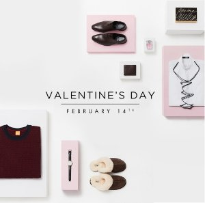 Dealmoon Exclusive! 14% OffValentine's Day Sale @ The Hut