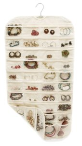 Wander Agio 80-pocket Hanging Jewelry and Accessories Organizer