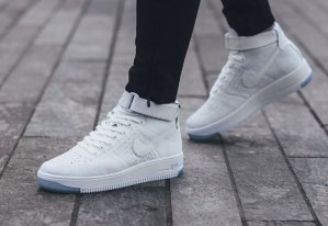 NIKE AIR FORCE 1 ULTRA FLYKNIT @ Nike Store