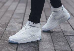NIKE AIR FORCE 1 ULTRA FLYKNIT @ Nike Store