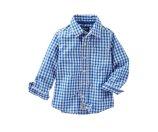 Plaid Button-Front Shirt | Carters.com