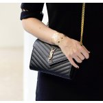 with Saint Laurent Chain Handbags Purchase @ Saks Fifth Avenue