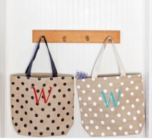 Cathy's Concepts Personalized Tote @ Nordstrom
