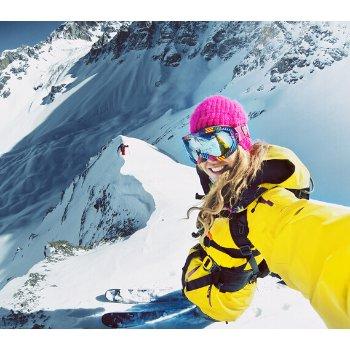 收滑雪眼镜、头盔和外套好时机!