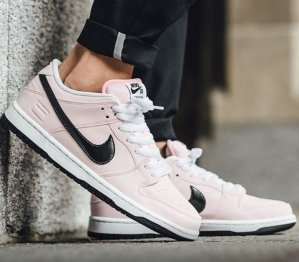 $120 DUNK LOW SB ELITE PINK BOX @ Nike Store