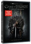 From $3.99 Select Game of Thrones Seasons 1 & 2  on Blu-ray, DVD, & Digital Sale @ Amazon