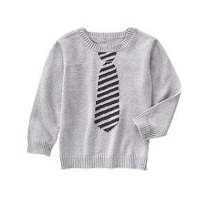Tie Sweater at Crazy 8