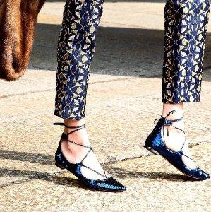 30% Off + VAT RefundAquazzura Shoes @ Harrods