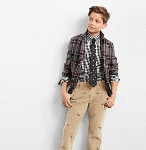 Starts Today! Save Up to 70% Off + 15% OffWinter Warm-up Event Kids Apparel Clearance @ Brooks Brothers
