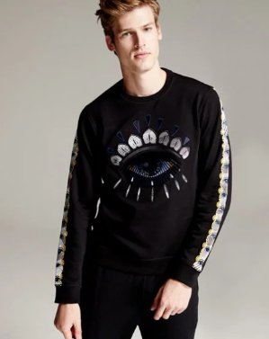 $50 Off $200 Kenzo Men's Clothing @ Neiman Marcus