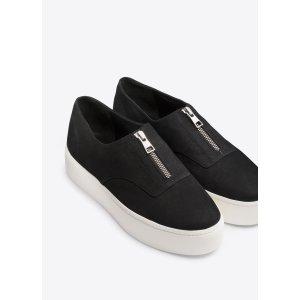 Warner Nubuck Sneaker