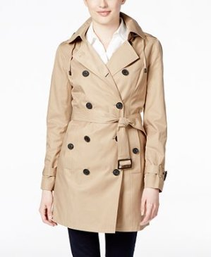 Up to 50% Off+ Extra 15% Off with Select MICHAEL Michael Kors Coats @ macys.com