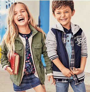 Dealmoon Exclusive! Up to 50% off + Extra 25% off Orders $50+ @ OshKosh BGosh