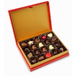 Chinese New Year Chocolate Gift Box, 20 pc.