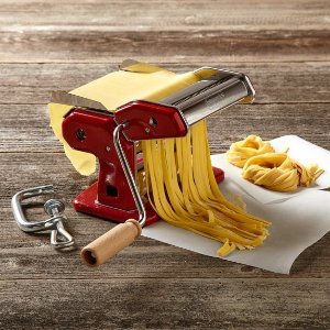 Imperia Pasta Machine, Red | Williams-Sonoma