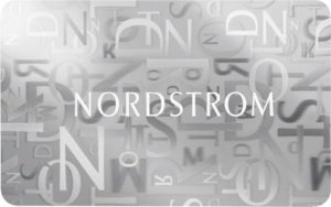 Nordstrom Gift Card $100