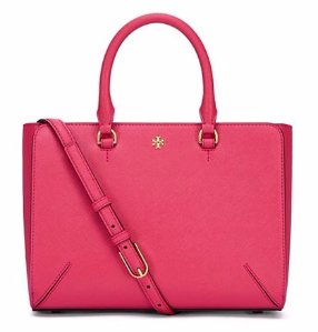 $193.55(Org. $395) with Robinson Small Zip Tote and Free Shipping@ Tory Burch
