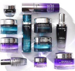 Up to 11-pc Gift with Lancôme Beauty Product Purchase @ Nordstrom