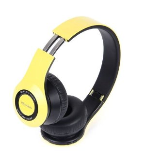 Bluedio B2 Colourful Music Hi-Fi Rank Wireless & Bluetooth Headphones