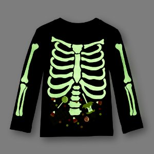 As Low As $4.75 + Free Shipping Kids' Glow-In-The-Dark Apparel @ Children's Place
