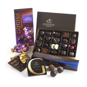 Dark Chocolate Lovers Tasting Gift Set | GODIVA