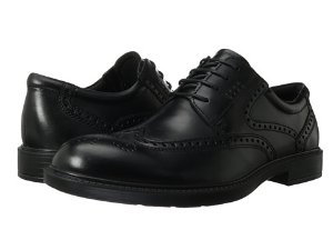 $66.36 ECCO Men's Atlanta Wing-Tip Oxford Shoe