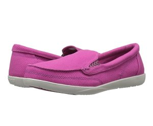 From $17.33 Crocs Women's Walu II Canvas Loafer Boat Shoe