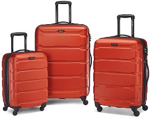 50% Off + Extra 25% Off + $50 Gift Card Select Samsonite Luggage @ Bon-Ton