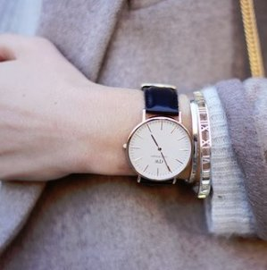 Extra 25% Off Daniel Wellington Watches Purchase @ Bloomingdales