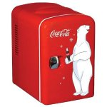 Coca-Cola Personal Compact Refrigerator