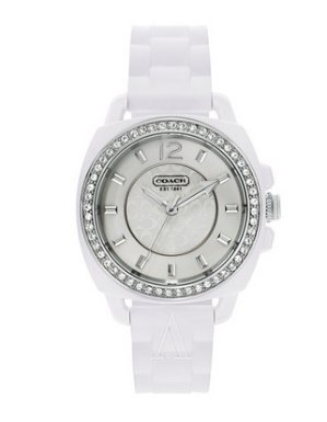 Coach Women's Boyfriend Watch