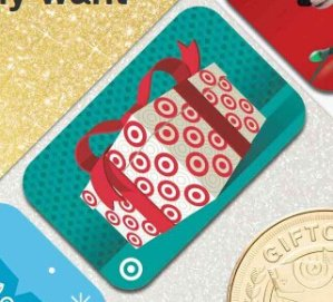 Dec 4th Only! 10% Off Target Gift Card @ Target