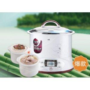 Smart Twin Ceramic Pot Electric Stewpot
