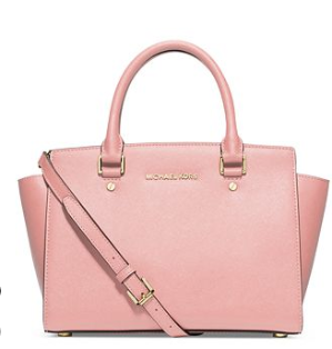 Up to 50% Off + Extra 20% Off Select MICHAEL Michael Kors Handbags @ macys.com
