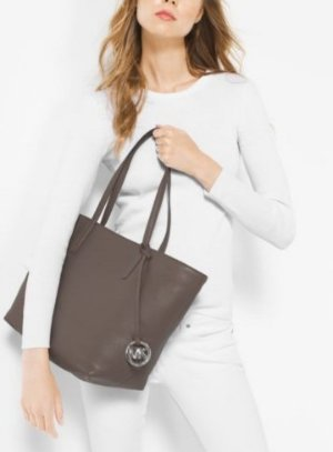 MICHAEL MICHAEL KORS  Izzy Large Leather Tote