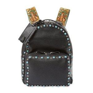 Valentino Garavani Rockstud Medium Leather Backpack