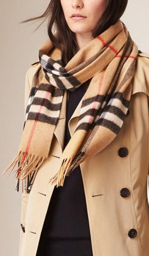 $25 Reward Card for Every $150 Burberry Scarf Purchase @ Bloomingdales