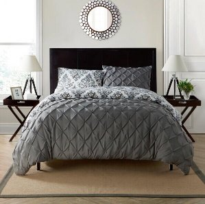 As Low As $17.99Duvet Cover Sets Doorbuster @ Overstock